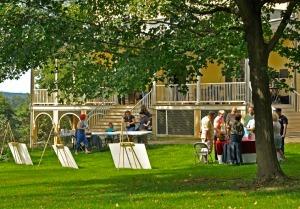 Cedar Grove lawn