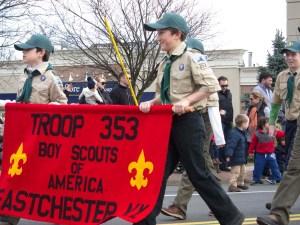 Boy Scouts ...