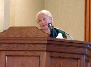 Barbara Novak reflects on her distinguished career.