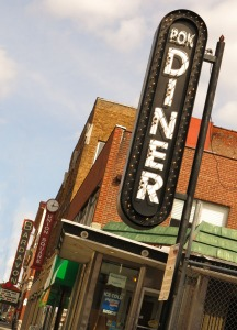 If you want to grab a quick and tasty bite to eat before a matinee at the Bardavon, this historic diner is just down the street.